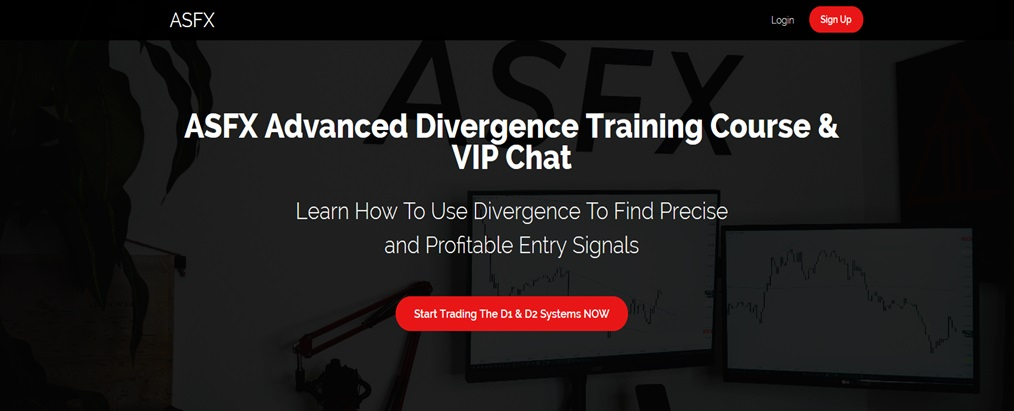 Advanced Divergence Training Course - ASFX