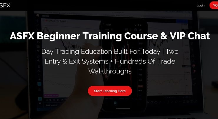 کورس ASFX Beginner Training Course