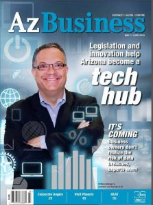 AZ Business Magazine May June 2015