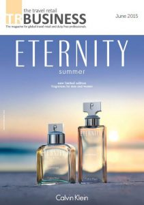 مجله The Travel Retail Business June 2015