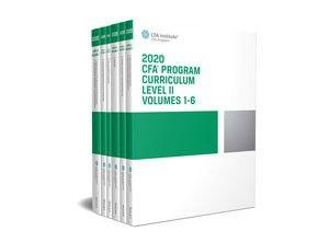 CFA 2020 Level 2 Stody Note Book