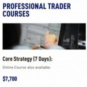 کورس supply/demand از Online Trading Academy